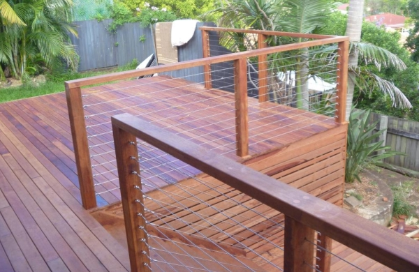 Handrails on Balustrade Auckland New Zealand